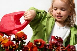 چطور کودکان را در انجام امور خانه سهیم کنیم؟