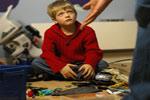 چطوربه فرزندمان آموزش دهیم وسائلش رامرتب کند؟