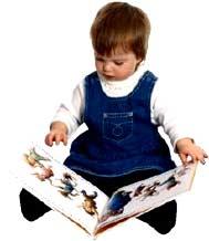 «کتاب بازی» را به کودک یاد دهید!