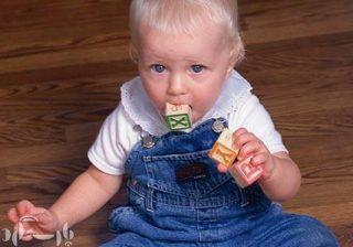 مراقب خفگی کودک تان باشید