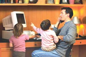بازیهای والدین با کودکان