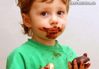 تغذیه در کودکان بیش فعال