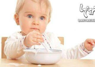 استفاده از هویج و اسفناج در سوپ کودکان ممنوع