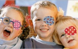 تنبلی چشم در کودکان را جدی بگیریم!!!