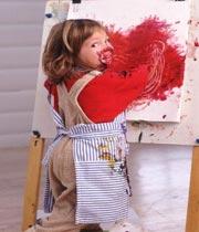 نقاشی کودک بیانگر شخصیت درونی