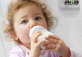 مشخصات افراد تغذیه شده با شیر مادر