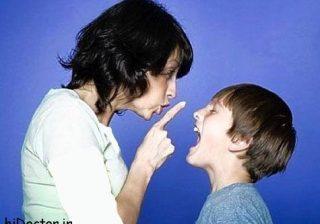 تنفر فرزندان از والدین