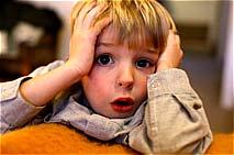 استرس در کودکان را جدی بگیریم