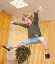 انواع اختلال بیش فعالی کودکان