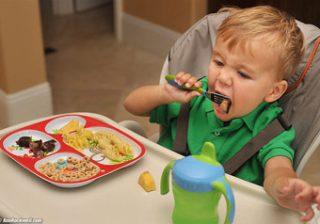 دوازده باید و نباید برای تغذیه کودکان