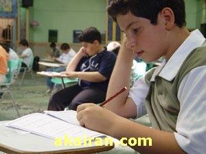 ۱۱ توصیه برای كاهش اضطراب امتحان در کودکان