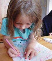 بهترین سرگرمی کودکان ۳ تا ۵ ساله