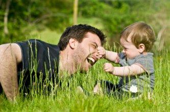 بازی پدران با فرزندانشان تاثیر بزرگی بر رشد شناختی کودکان دارد