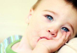 مکیدن شست در کودکان