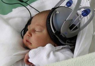 آموزش موسیقی برای مغز نوزاد سودمند است