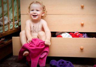 خصوصیات کودک یک ساله
