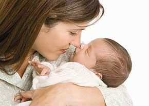 چرا نوزاد شیر مادر نمیخورد