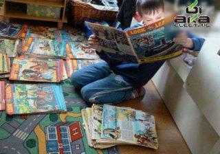 روش های ایجاد انگیزه درس خواندن در پسران