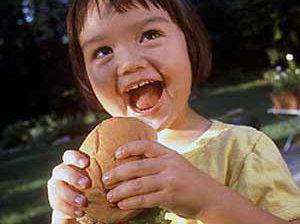 غذاهای شادیآور برای کودکان