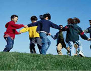 بازی با کودکان ۲ تا ۳ ساله