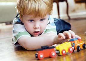 ده بازی برای ایجاد خلاقیت در کودک ۱ ساله
