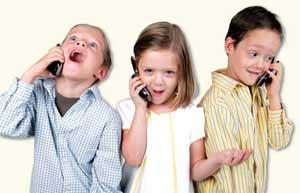 برای بچه ها تلفن همراه بخریم یا نه؟