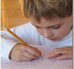 تمرکز حواس موقع درس خواندن
