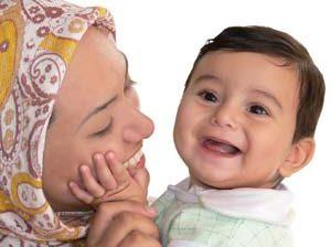 دلبستگی کودکان زیر دو سال را جدی بگیرید!