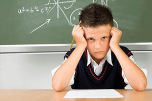 چرا كودكان از امتحان ميترسند؟
