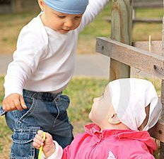 چه كنيم كه فرزندانمان يكديگر را دوست داشته باشند؟