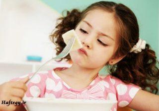 13 عامل بیاشتهایی در کودکان