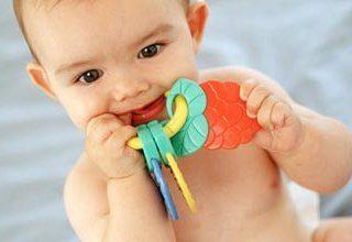 کاهش درد دندان درآوردن کودکان –