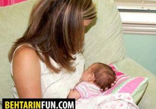 اثر شیر مادر بر ضریب هوشی نوزاد