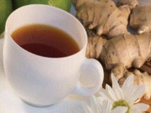 چاي زنجبيلي و کاهش حالت تهوع دوران بارداري