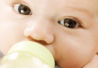 اصول شیر دادن با شیشه