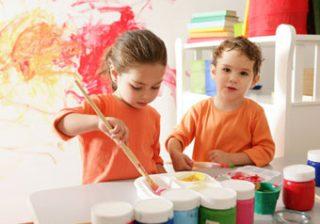 نقاشی کودکان و تاثیر آن در تعلیم و تربیت کودک