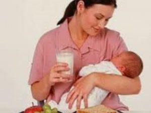 مواد غذایی غیر مجاز برای مادران شیرده