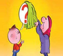 والدین از بچه ها کم اطلاع ترند!
