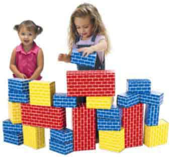 بازی و اسباب بازی برای کودک یک تا یک و نیم ساله