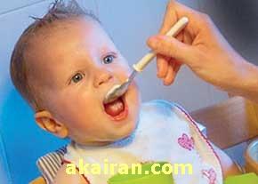 شیر خشک مناسب برای شیرخواران