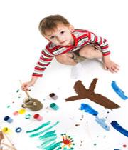 چگونه کودک خود را خلاق کنیم