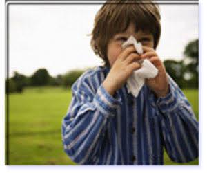 درمان آسم کودکان با رژیم غذایی